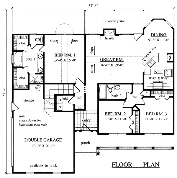 House Plans Custom Homes Prescott Amp Sons Construction